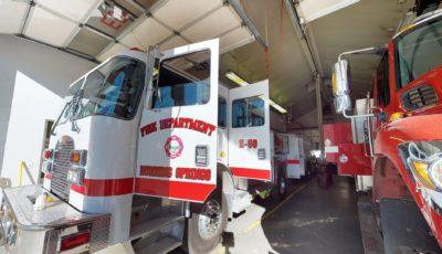 Running Springs Fire Station 51 3D Model