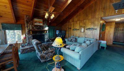 40355 Cliff Ln, Big Bear Lake, CA 92315 3D Model