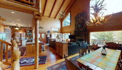 42062 Eagles Nest, Big Bear Lake, CA 3D Model