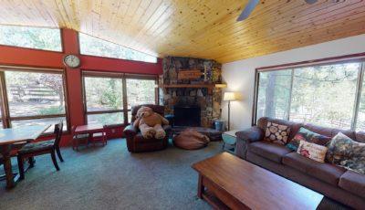 41604 Hummingbird Lane, Big Bear Lake CA 92315 3D Model